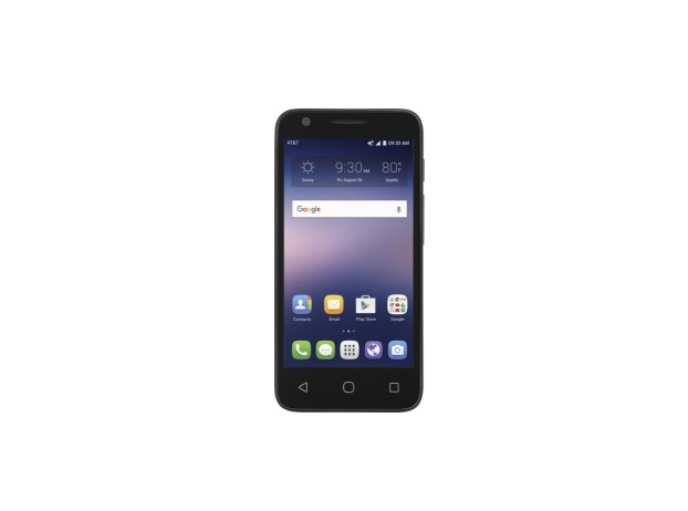 AT&T Alcatel Ideal GoPhone Prepaid Smartphone for $19.88 at Walmart
