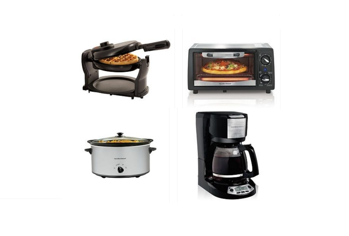 select kitchen small appliances for $9.99 after rebate from macys