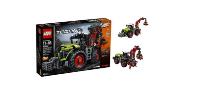 LEGO Technic 42054 CLAAS XERION 5000 TRAC VC Building Kit (977 Piece