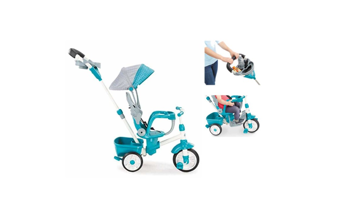 Little Tikes Perfect Fit 4in1 Trike for $62.79 at Amazon
