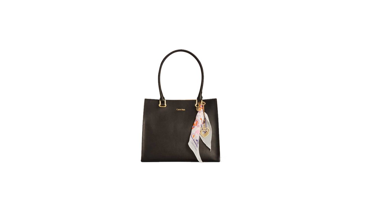 Calvin Klein Mercury Large Tote for $160.80 at Macy's