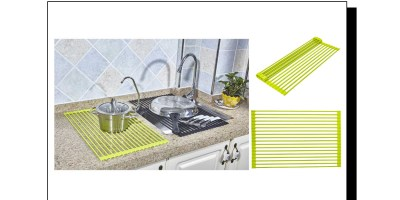 Roll-Up Drying Rack Assorted Colors