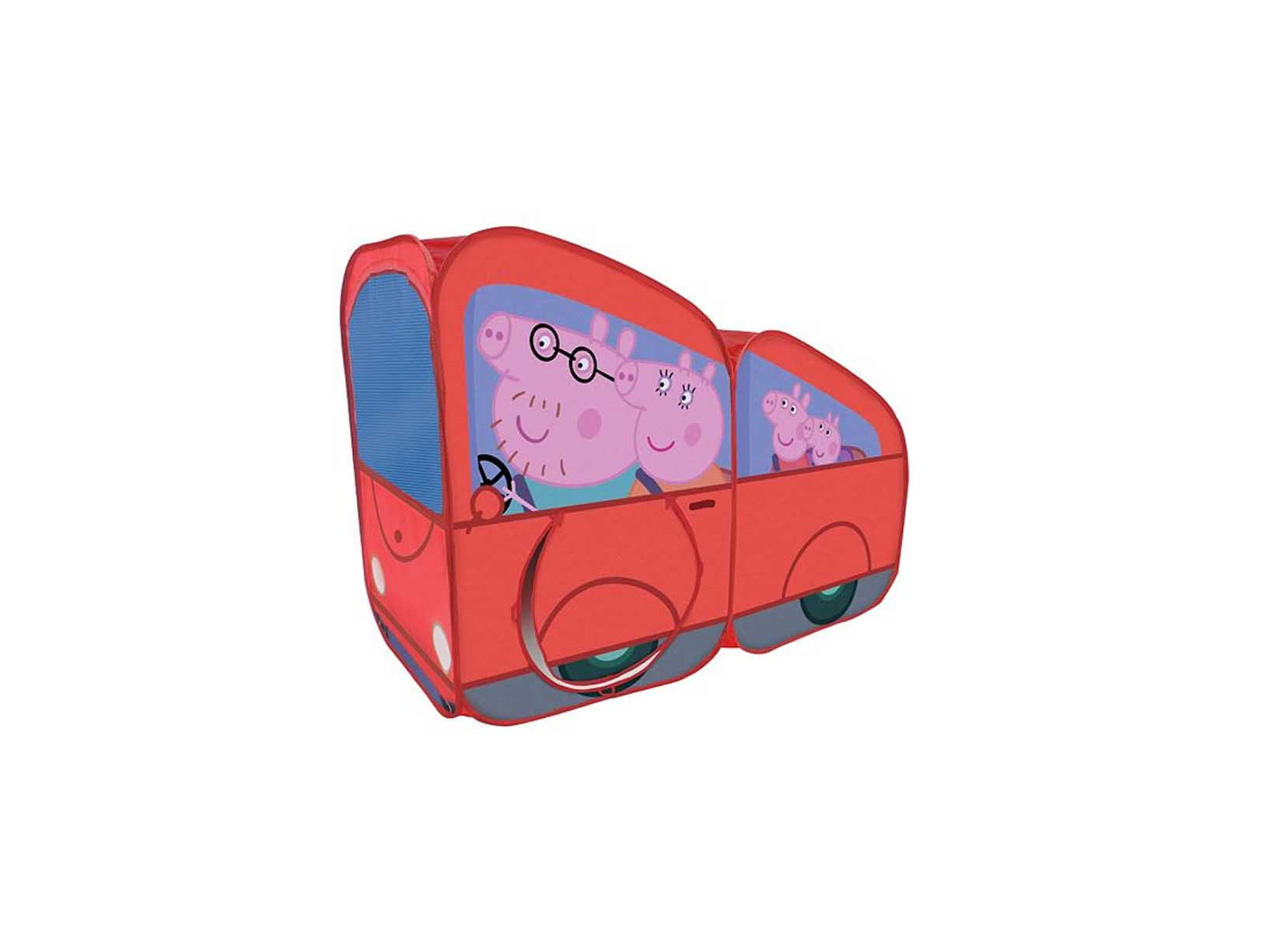 Peppa Pig Family Car Play Tent for $10.49 at Kohlu0027s  sc 1 st  The Best Deals Club : car play tent - memphite.com