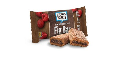 12 Count Box – Nature's Bakery Whole Wheat Fig Bar (Raspberry)