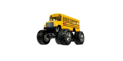 5-Inch Toysmith 5020 Monster Bus