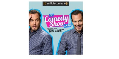 Audible Comedy