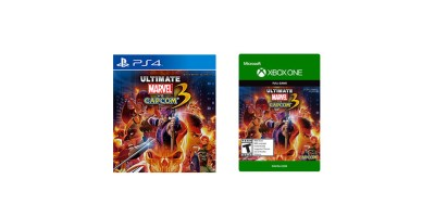 PS4 & Xbox one – Ultimate Marvel vs. Capcom 3 by Capcom