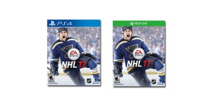 PlayStation 4 & Xbox One – NHL 17
