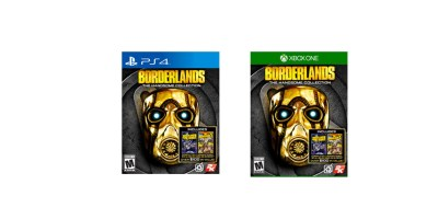 Xbox One & PS4 – Borderlands- The Handsome Collection