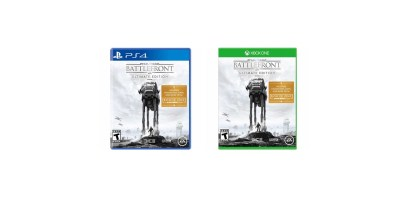 PlayStation 4 and Xbox One – Star Wars Battlefront Ultimate Edition