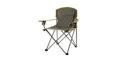 Quik Shade Heavy Duty Folding Camp Chair (Grey)
