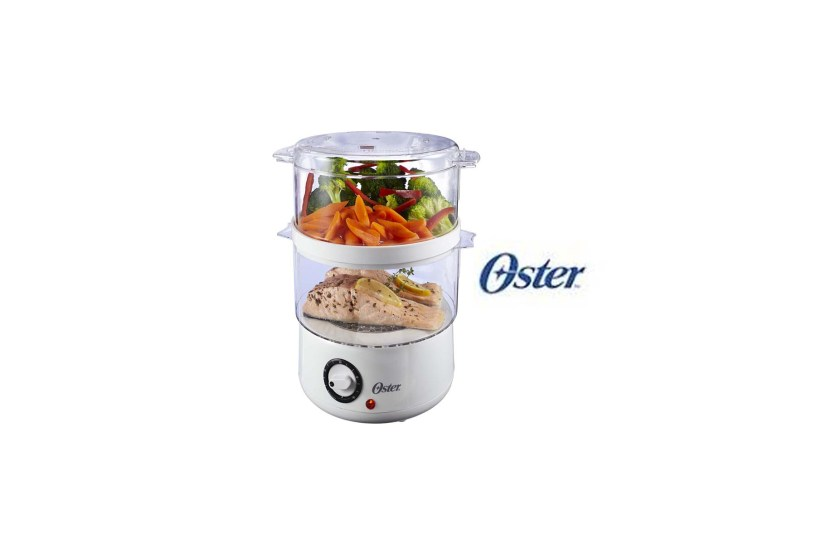 Oster CKSTSTMD5-W 5-Quart Food Steamer