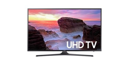 Samsung 50 Smart UHD 4K 120 Motion Rate TV (UN50MU6300FXZA)
