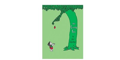 The Giving Tree Hardcover by Shel Silverstein (Author)