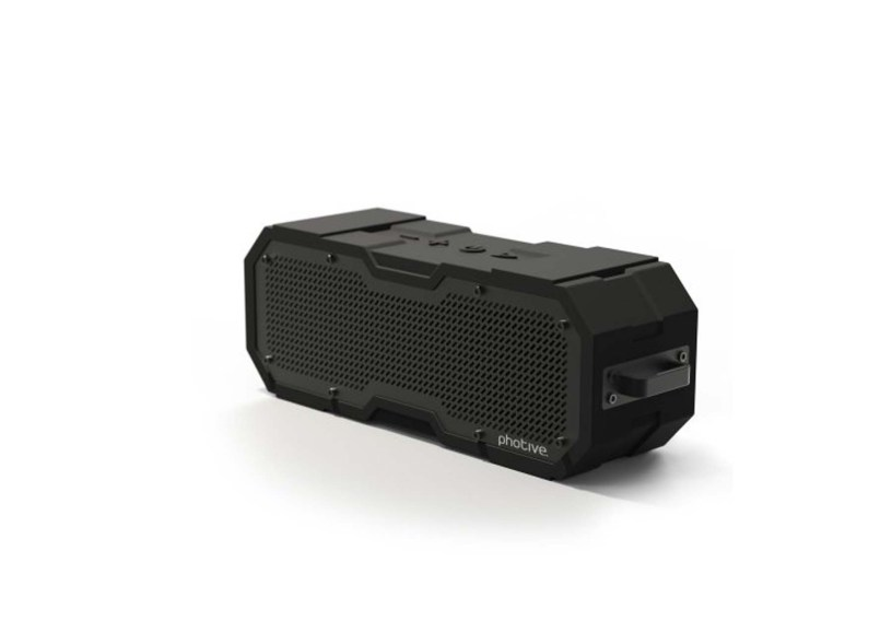 Photive CYREN II Portable Waterproof Bluetooth Speaker