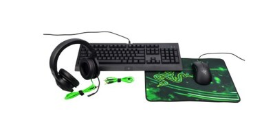 Razer 4-Piece Gaming Bundle – Includes Cynosa Pro Keyboard