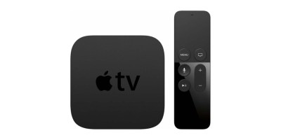 Apple – Apple TV – 64GB (4th Generation) – Black