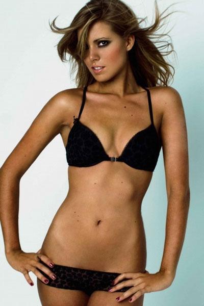 Andrea Huisgen bikini