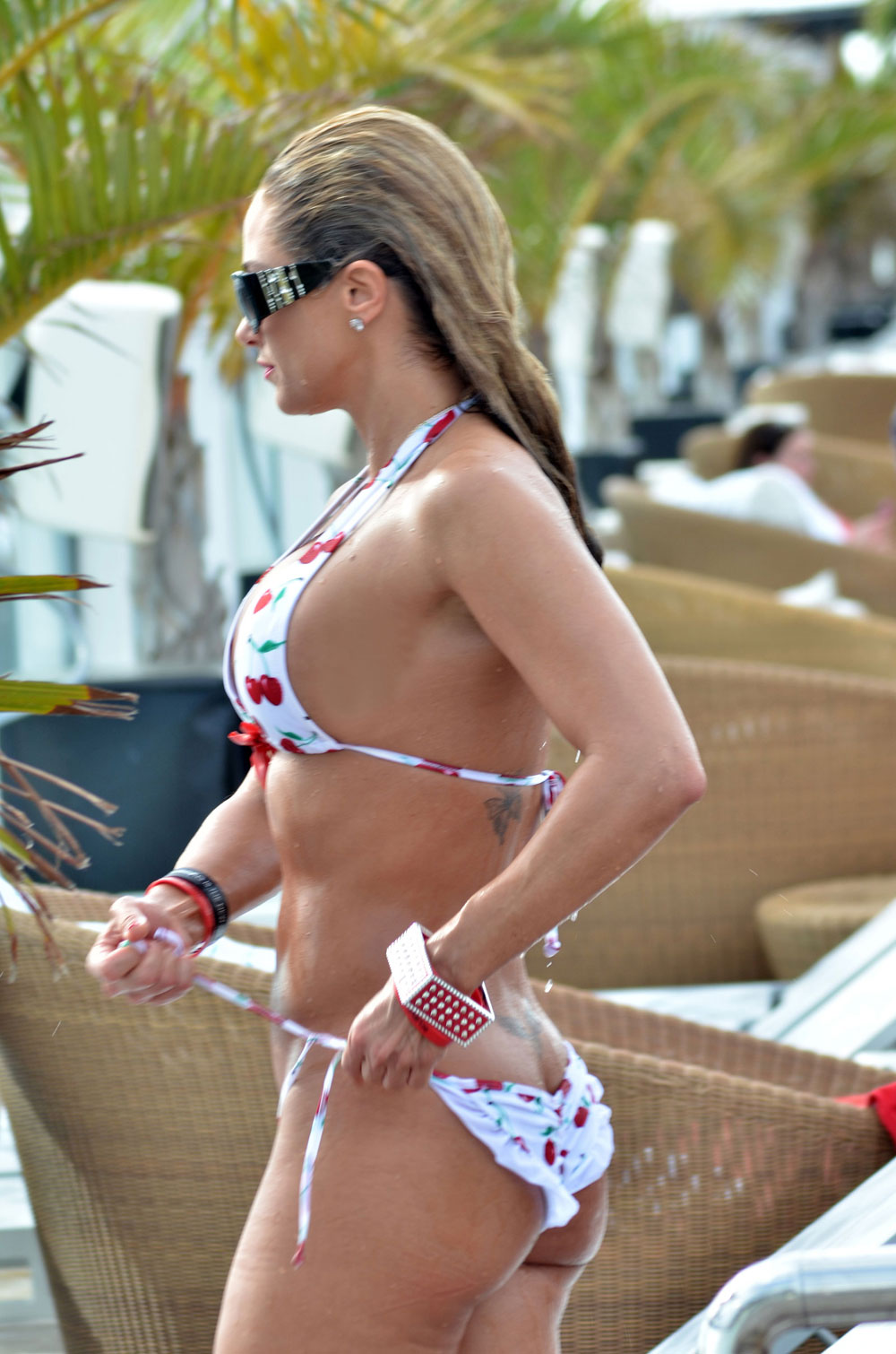 JENNIFER NICOLE LEE Bikinis