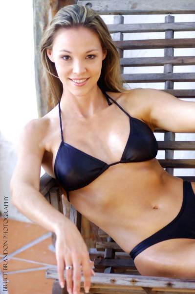 Bikinis For Women with Smaller Chests Black String
