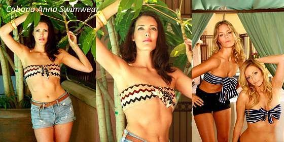 Anna Finch Anna Cabana Anna Bikini Swimwear