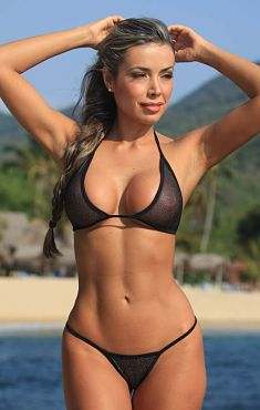 Sparkling G String Bikini Of The Day March 15