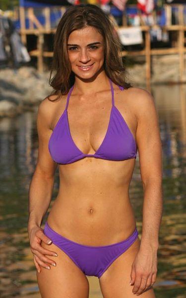 Purple-Colombian-Bikini