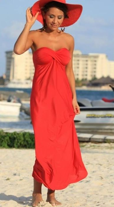 Long-Red-Maxi-Beach-Dress-Cover-Up