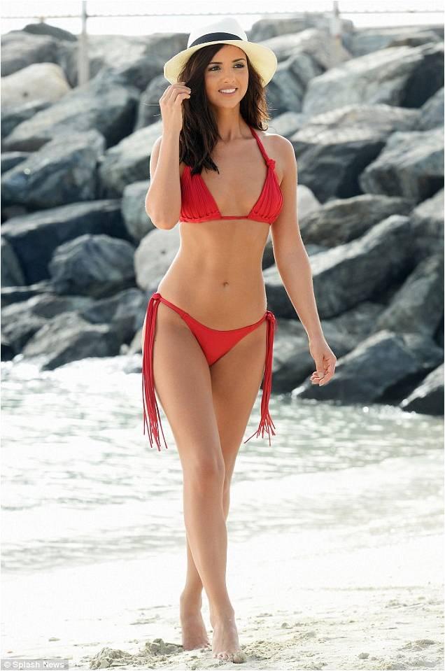 Lucy Mecklenburgh Bikini Body Pics