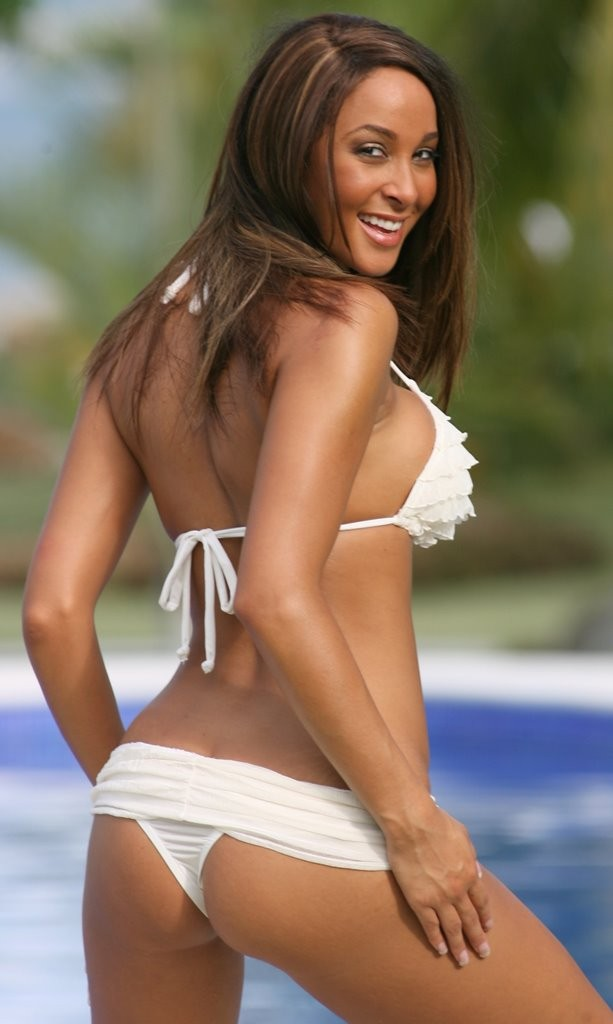 Romantic Ruffled Thong Bikini