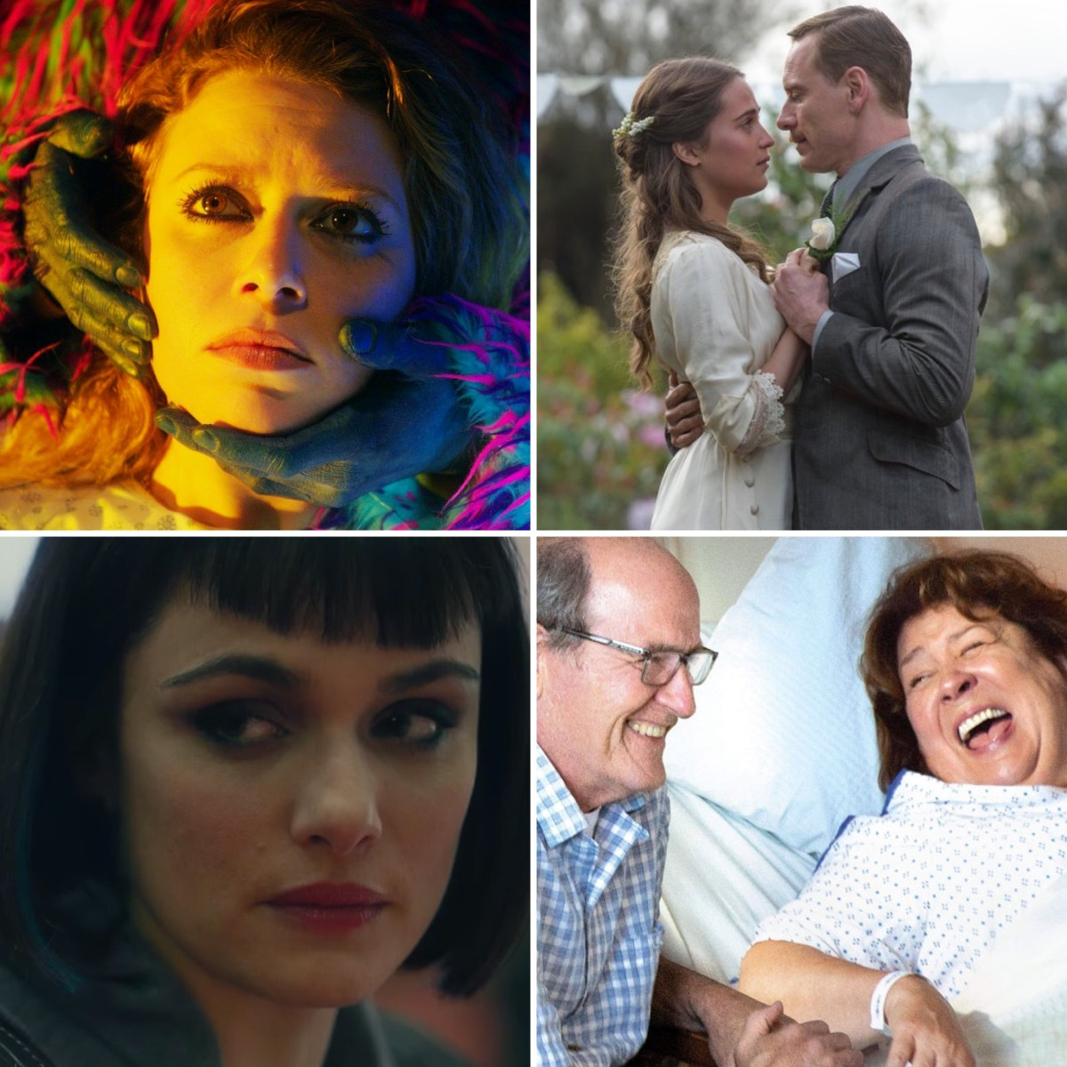 The Binge Movie Podcast: Antibirth (Guest: Joshua Grannell) | The Light Between Oceans | Complete Unknown | The Hollars