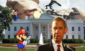 Video-Game-Characters-Take-Obama-and-White-House-650x392