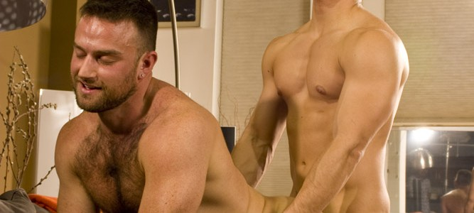 "Golden Gate's EP2 ""Old Habits Die Hard"" Topher DiMaggio & Heath Jordan @ NakedSword.com"
