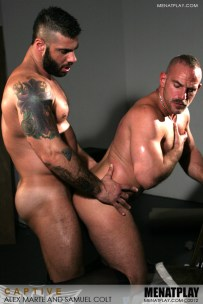 Captive starring Alex Marte and Samuel Colt (15)