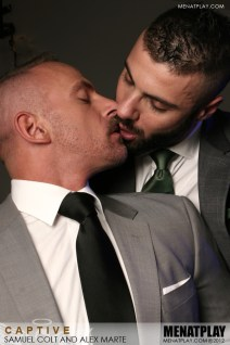 Captive starring Alex Marte and Samuel Colt (3)