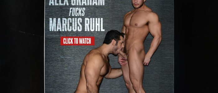 Alex Graham Fucks Marcus Ruhl @ DominicFord.com