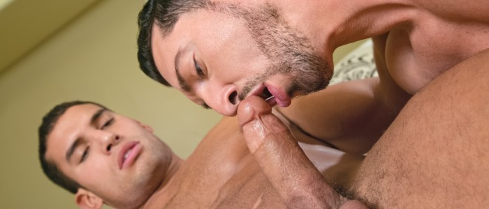 Turn It Up: Jimmy Durano & Ricky Decker @ FalconStudios.com