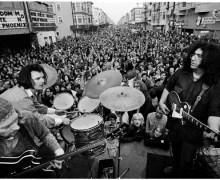 The Grateful Dead on Haight St 1968