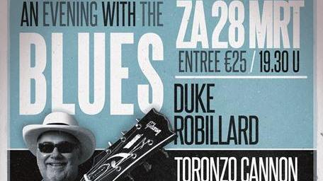 sliderAn evening with the blues