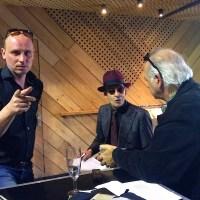De Deeldeliers interview en jazzparty review ft. Jules Deelder & Bas van Lier