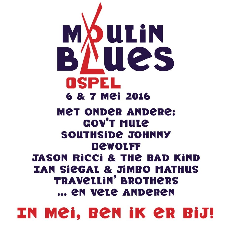 Moulin Blues 2016