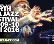 North Sea Jazz Poster 2016