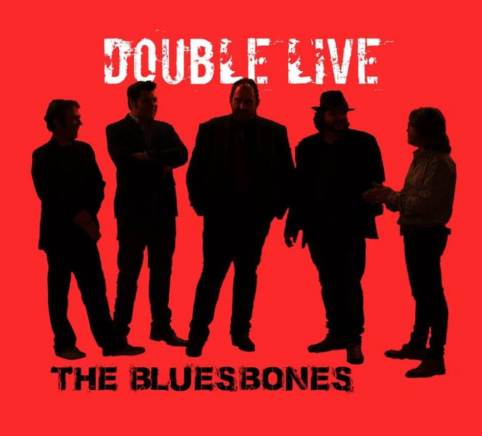 BluesBones CD hoes ''double live''