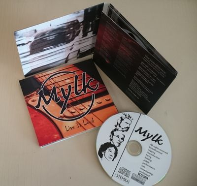 Mylk album