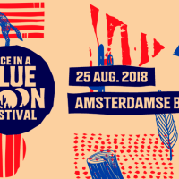 Nieuw Americana Festival In Amsterdam - Once In A Blue Moon