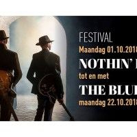 NIET TE MISSEN! Nothin' But The Blues maand @ Brugge o.a. JJ Thames, Studebaker John, James Hunter