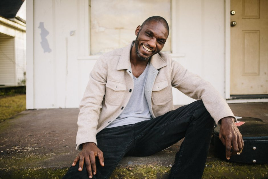 Cedric Burnside February 2018