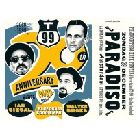 TNT-party with T-99's 20th Anniversary Celebration @ Paradiso