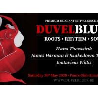 Duvel Blues 2020 Toont Complete Line-Up!