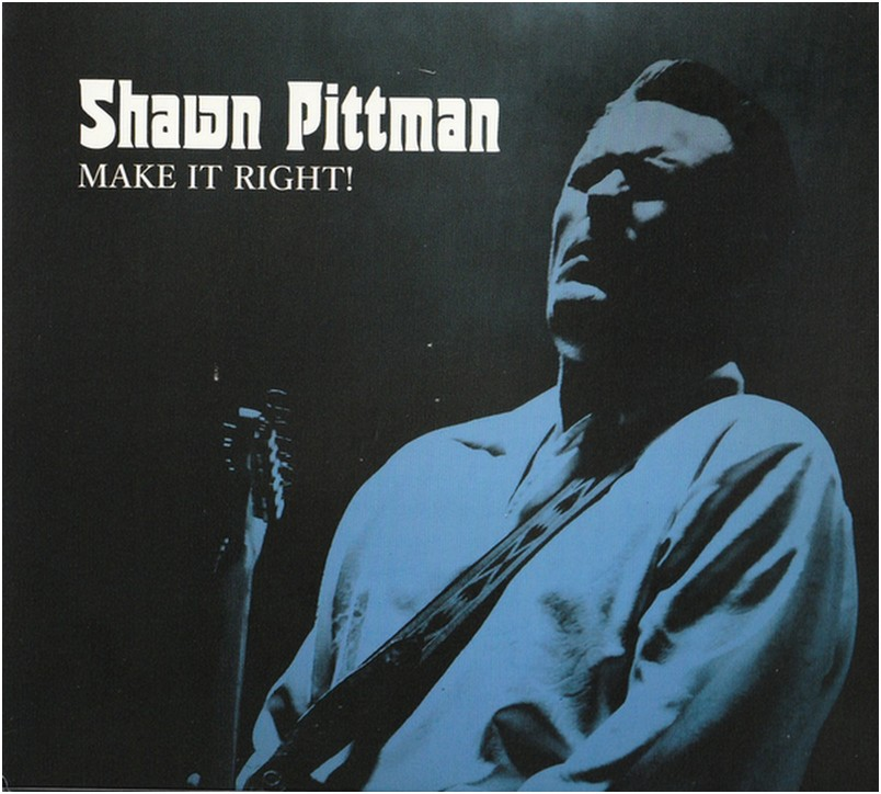Shawn Pittman - FRONT